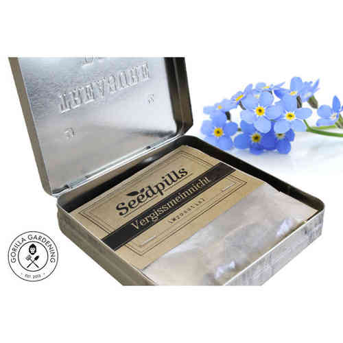 Limited Edition: Treasure Box mit Seedpills